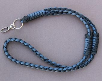 Braided Snake Knot Lanyard