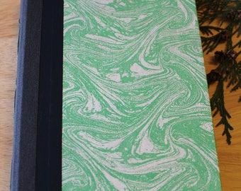 09 FLOW - hand-bound artist's sketchbook