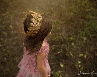 Adult Crown - Baby Crown - Toddler Crown - Baby Tiara - Toddler Tiara - Princess Crown - Princess Dress Up - Crown Headband - Photo Props