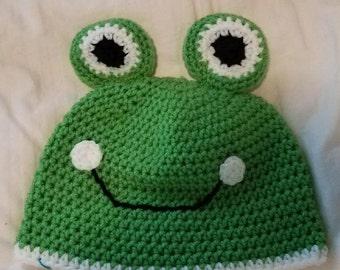 Hat Frog