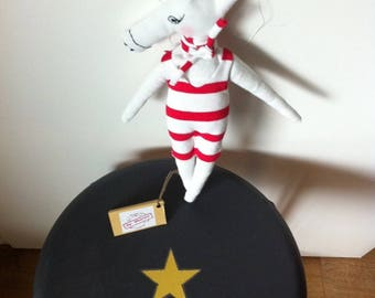 Mobile sailor donkey - sold - only to order