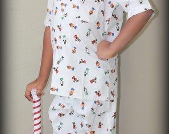 Dog Print Fun Pajama