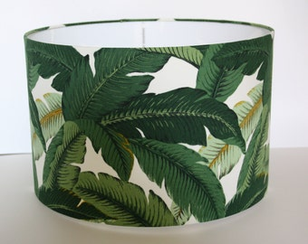Swaying Palms Lampshade/ modern lampshade/ ceiling lampshade/ table lamp.