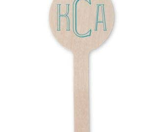 Monogrammed drink stirrer, Personalized drink stirrers, monogrammed stirrer stick, custom stirrers, wood drink stirrers, wedding stirrer