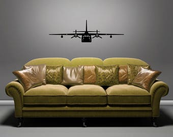 C-123B Provider - Front - Removable Wall Art Vinyl Decal / Sticker