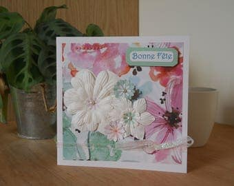 Single card - happy birthday - 10010