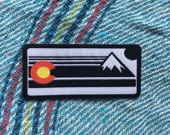 Colorado Pride Patch
