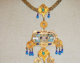 Antique necklace - Empress THEODORA of BYZANTIUM