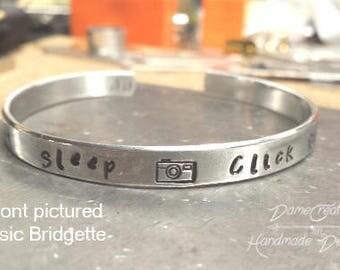 r Camera Cuff Bracelet Women Gift, Photography Gift Ideas, Photographer Wedding Gift, Camera Jewelry Silver Cuff Bracelet