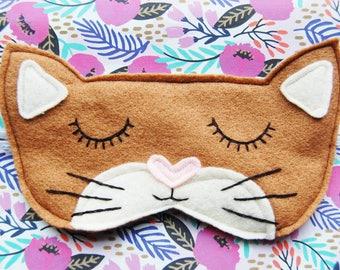 Cat Beauty Sleep Mask