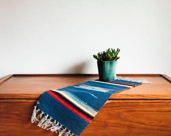 Reserved Vintage Navajo Table Runner / C. 1970u0027s