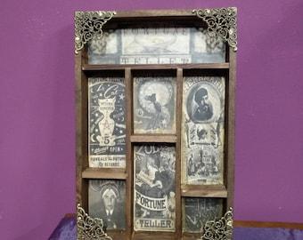 Fortune Telling Cabinet of curiosities