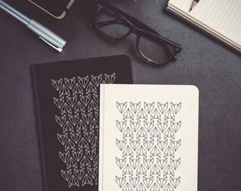 Notebook | Pocket Notebook | Gift | Notepad | Sketch | Drawing | Journal | Planner | Fox | Animal | Cat