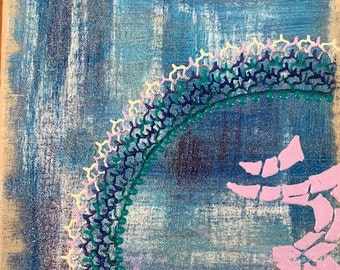 Gypsy painting OM 1