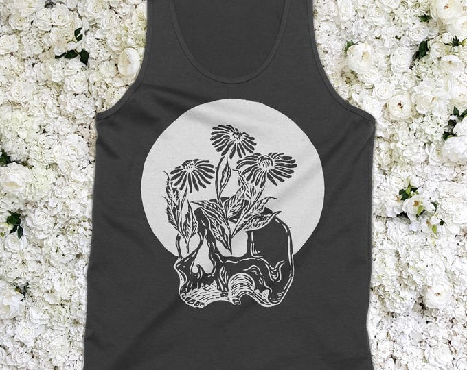 Featured listing image: Sorrow in Bloom Tank Top