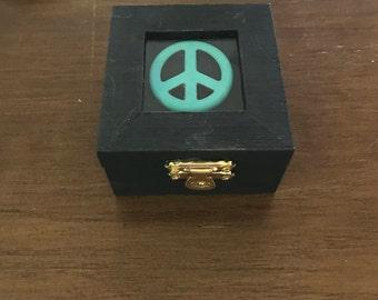 Black Stash Box