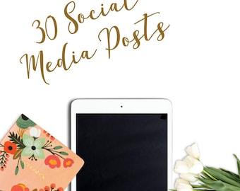 Social Media Marketing, Social Media Posts, Facebook Marketing, Social Media Help