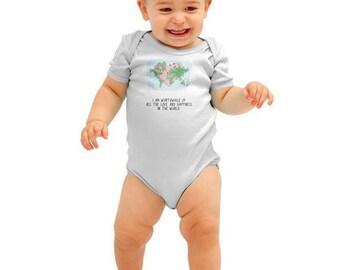 Positive Affirmation shirt for kids -