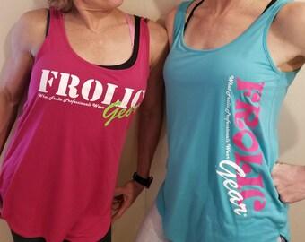 Frolic Gear ® Athletic Tank Top