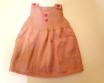 Sleeveless dress size 1 years