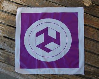 Male Singles Antahkarana Symbol Cotton Clothe,