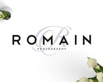 Template Logo Design, Photography Logo, Photographer, Gender Neutral Logo, INSTANT DOWNLOAD Logo, Premade Logo, DIY Logo, Logo Design