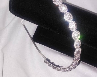 Crystal Stones Headband