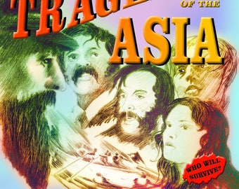 Graphic eBook/Tragedy of the Asia by Whytes (Storybook, History Book, Graphic Novel, Magazines, Magazines Print, Fiction, Folklore, Canada)