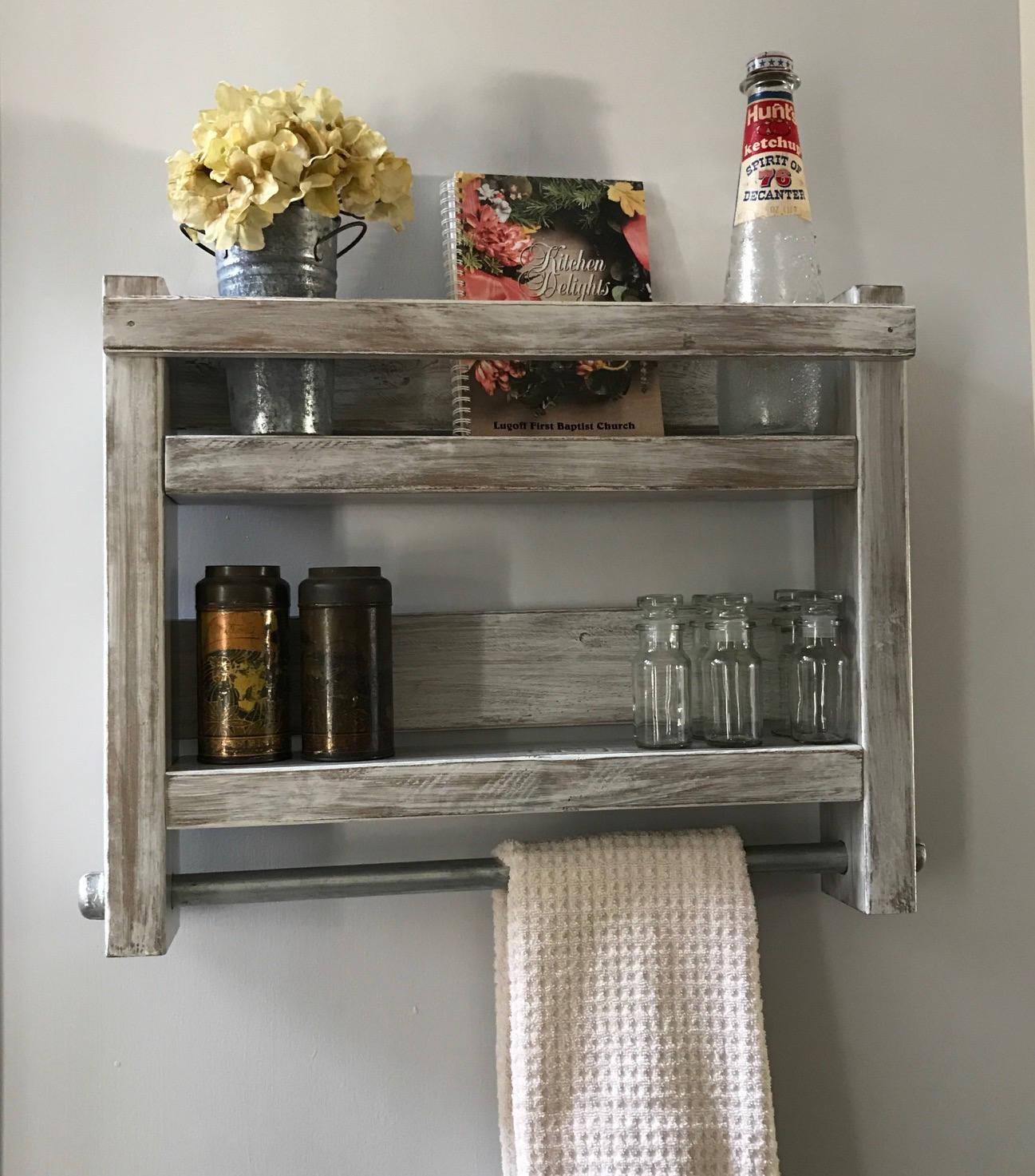 Kitchen Storage, Kitchen Storage Shelves, Kitchen Shelf