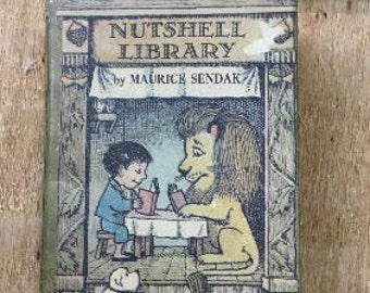 Maurice Sendak Nutshell Library