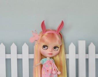 Bunny***** Custom Blythe Doll by Sweet Petite Shoppe