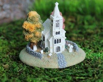 micro halloween miniature decor tiny gravestones headstone miniature tombstone spooky cemetery terrarium diorama cake topper collectors - Miniature Halloween Decorations