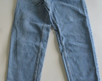 Vintage 90s Levis 550 Mom Jeans