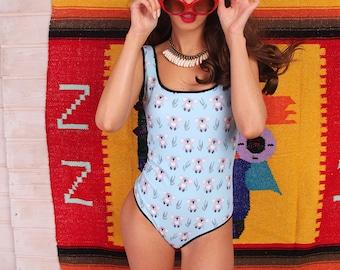 Koala bikini set One piece swimsuit women Bathing suits women one piece Sexy swimming suit Open back Cheeky Bachelorette Bridal bathing suit