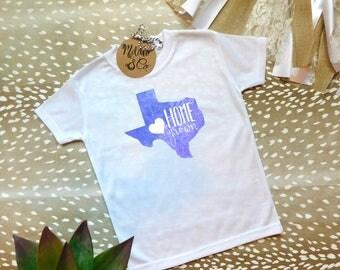 Cute Baby T Shirt,Baby Shower Gift,Baby Gift,Baby Boy Gift,Home Grown Shirt,Home Grown,Texas Home Grown,Kids Shirt,Funny Shirt,Texas Shirt
