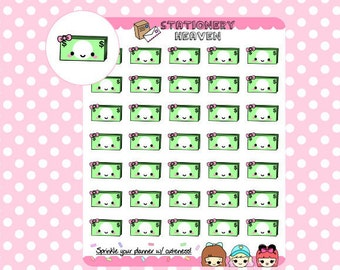 Kawaii money | Perfect for any Planner (#359)