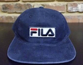 Vintage FILA Snapback