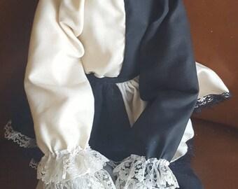 Pierrot Sylvestri Large Doll
