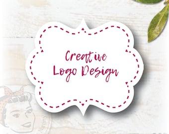 Logo Design, custom logo, custom design, creative logo, unique logo, one of a kind logo, small business, branding