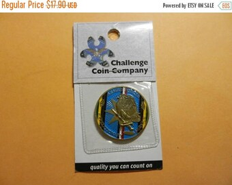 Easter Sale Vintage US Army Challange Coin
