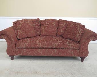 44290EC: VANGUARD Rolled Arm Deep Seat Sofa