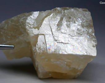 New Find Rare Greek Calcite Mineral Specimen Crystal