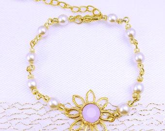 Fabiola wedding bracelet