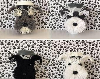 Minature Schnauzer - Schnauzer Mug (Cozy) - Schnauzer Rescue - Mini Schnauzer - I Love Schnauzers - Schnauzer Christmas - Best Dog Ever