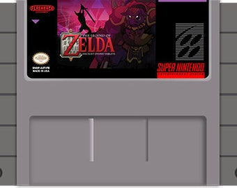 Legend of Zelda : Ancient Stone Tablets Complete Master Quest