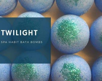 Twilight Woods Bath Bomb