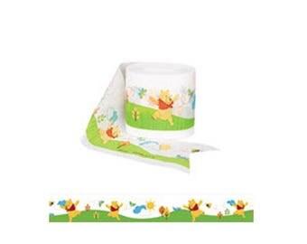 Winnie the Pooh Crepe Streamers