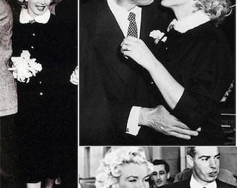 Marilyn Monroe wedding suit...Available soon