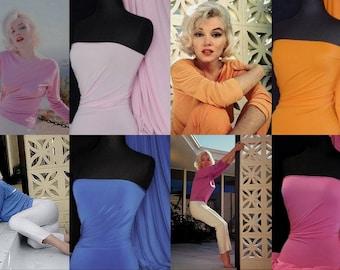 Marilyn Monroe...Pucci blouses