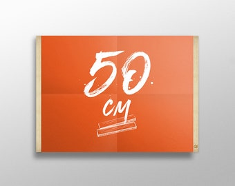 Grip Poster 50 cm | Porte affiche en bois, Cadre sérigraphie, Cadre poster, Kit affiche suspendue, Cadre photo, Cintre affiche film